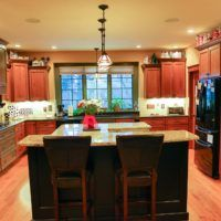 kitchen countertop installation