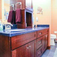 northern indiana bathroom countertop installation