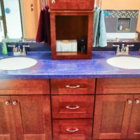 northern indiana bathroom countertops