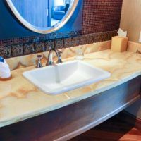 salon commerical countertops contractor