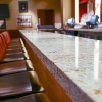 bar top countertop warsaw indiana