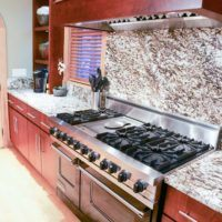 granite kitchen backsplash northern indiana